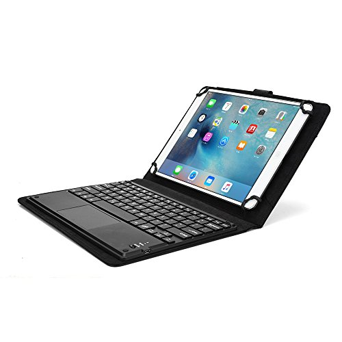 Asus Zenpad 10 Keyboard Case, COOPER TOUCHPAD EXECUTIVE 2-in-1 Wireless Bluetooth Keyboard Mouse