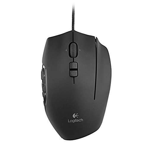 6d702d97606 Logitech G600 MMO Gaming Mouse, Black Certified Refurbished ...