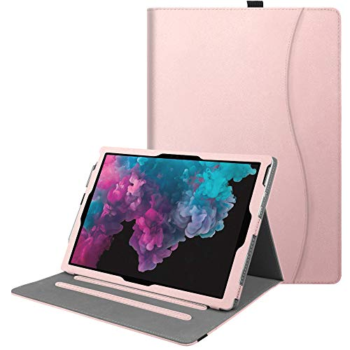 Fintie Case for Surface Pro 6, Multi-Angle Viewing Folio Stand Cover
